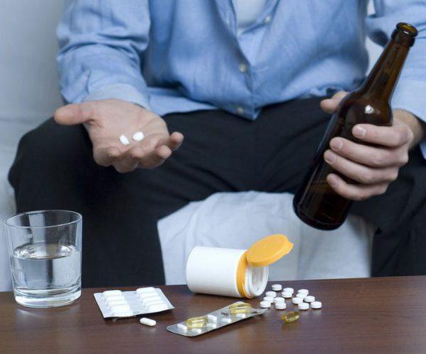 Таблетки алкоголь