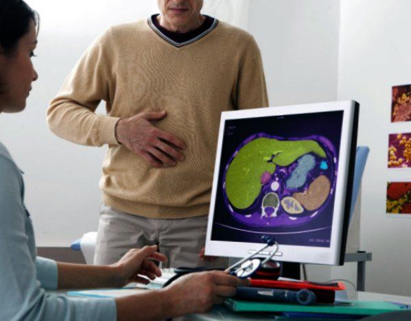 Рак желчных протоков